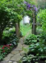 46 beautiful front yard pathway landscaping ideas