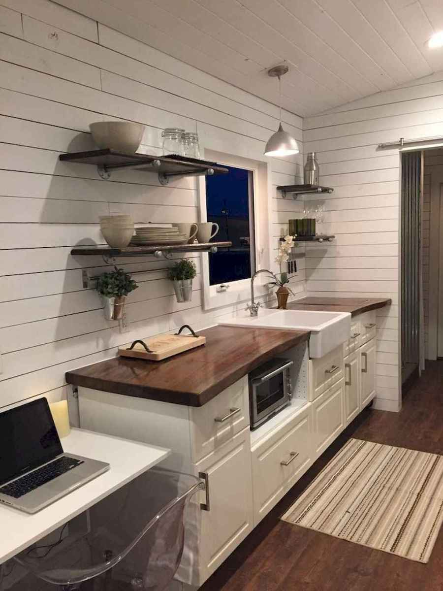 48 clever tiny house kitchen design ideas