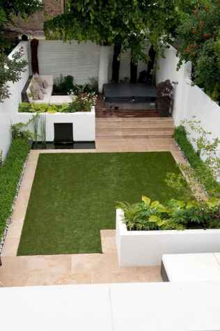 53 gorgeous small backyard landscaping ideas