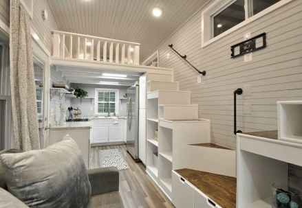 57 clever tiny house kitchen design ideas