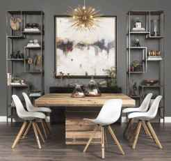 61 gorgeous farmhouse dining room table and decorating ideas