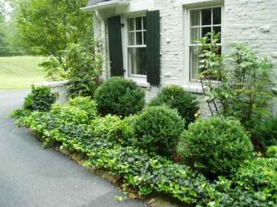 62 affordable low maintenance front yard landscaping ideas