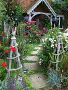 64 beautiful front yard pathway landscaping ideas