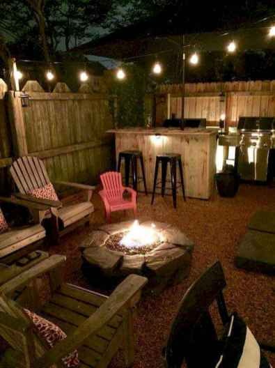 66 easy diy fire pit for backyard landscaping ideas
