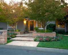 66 simple beautiful small front yard landscaping ideas