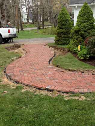 70 beautiful front yard pathway landscaping ideas