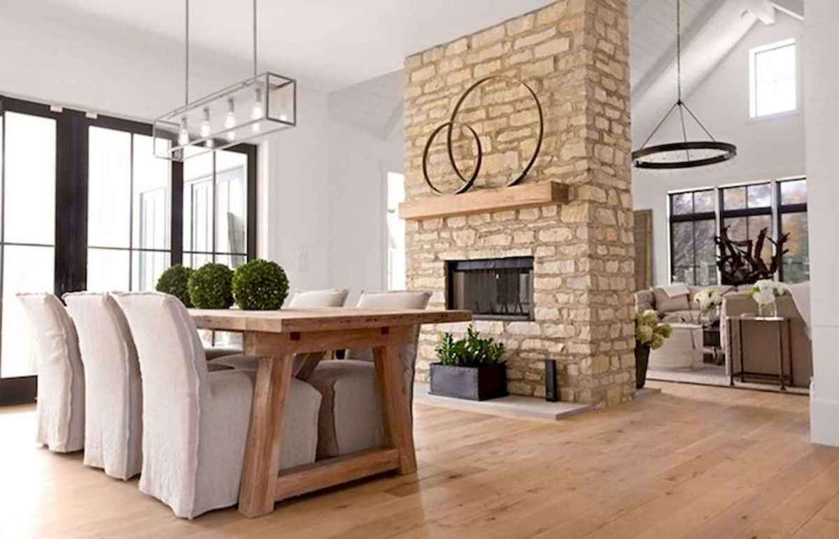 70 gorgeous farmhouse dining room table and decorating ideas