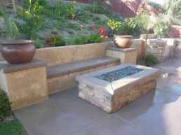 72 easy diy fire pit for backyard landscaping ideas
