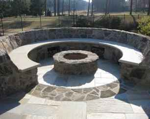 73 easy diy fire pit for backyard landscaping ideas