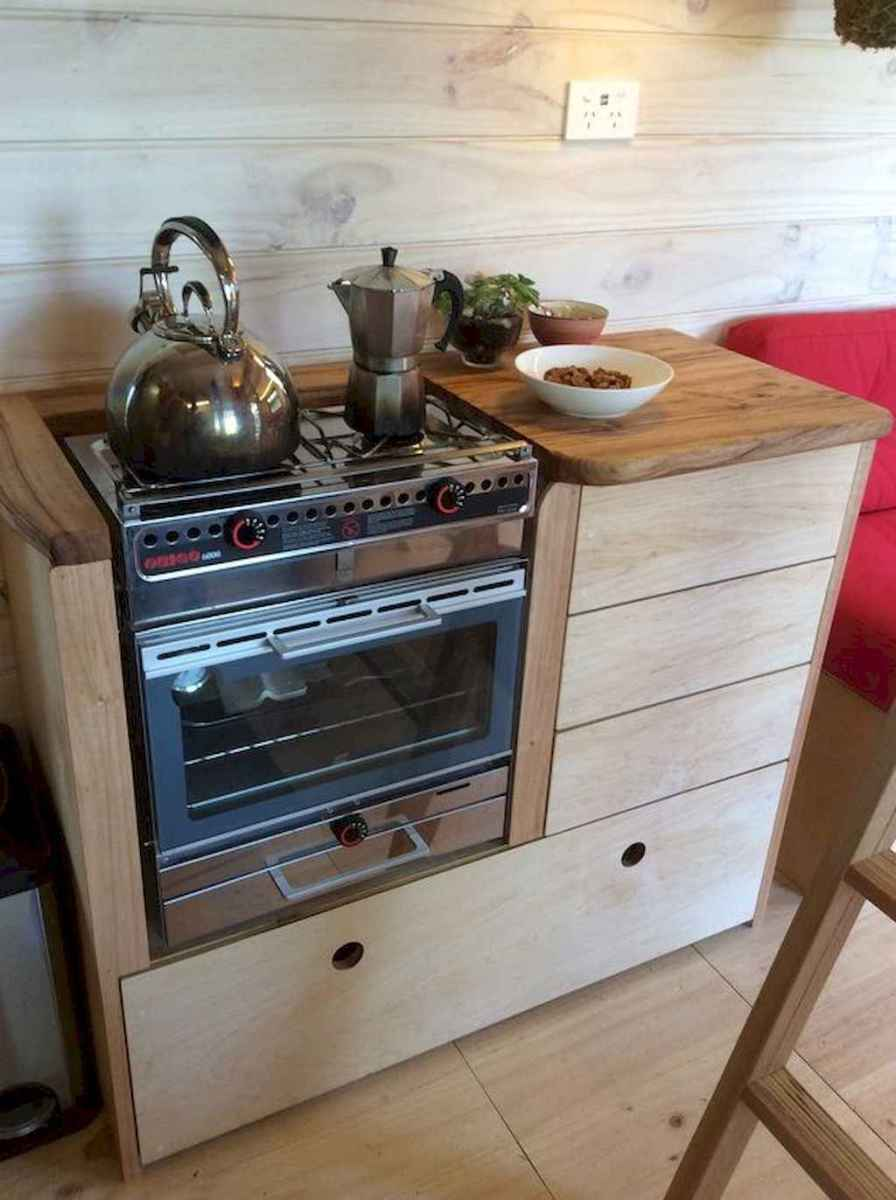 74 clever tiny house kitchen design ideas