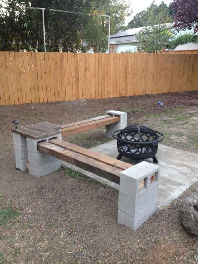 75 easy diy fire pit for backyard landscaping ideas