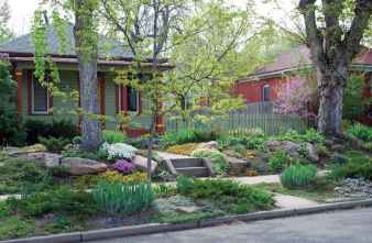 80 simple beautiful small front yard landscaping ideas