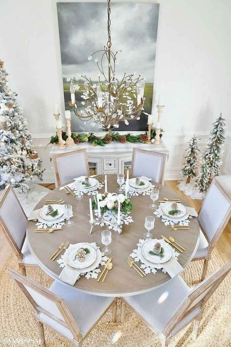 09 best christmas dining room decorating ideas