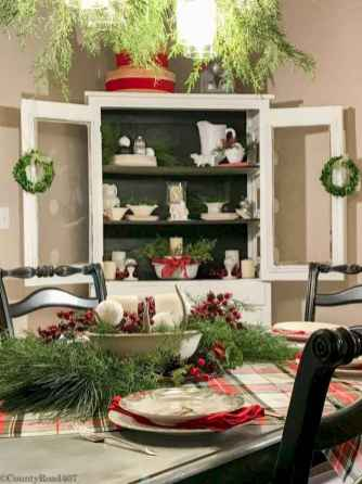 28 best christmas dining room decorating ideas