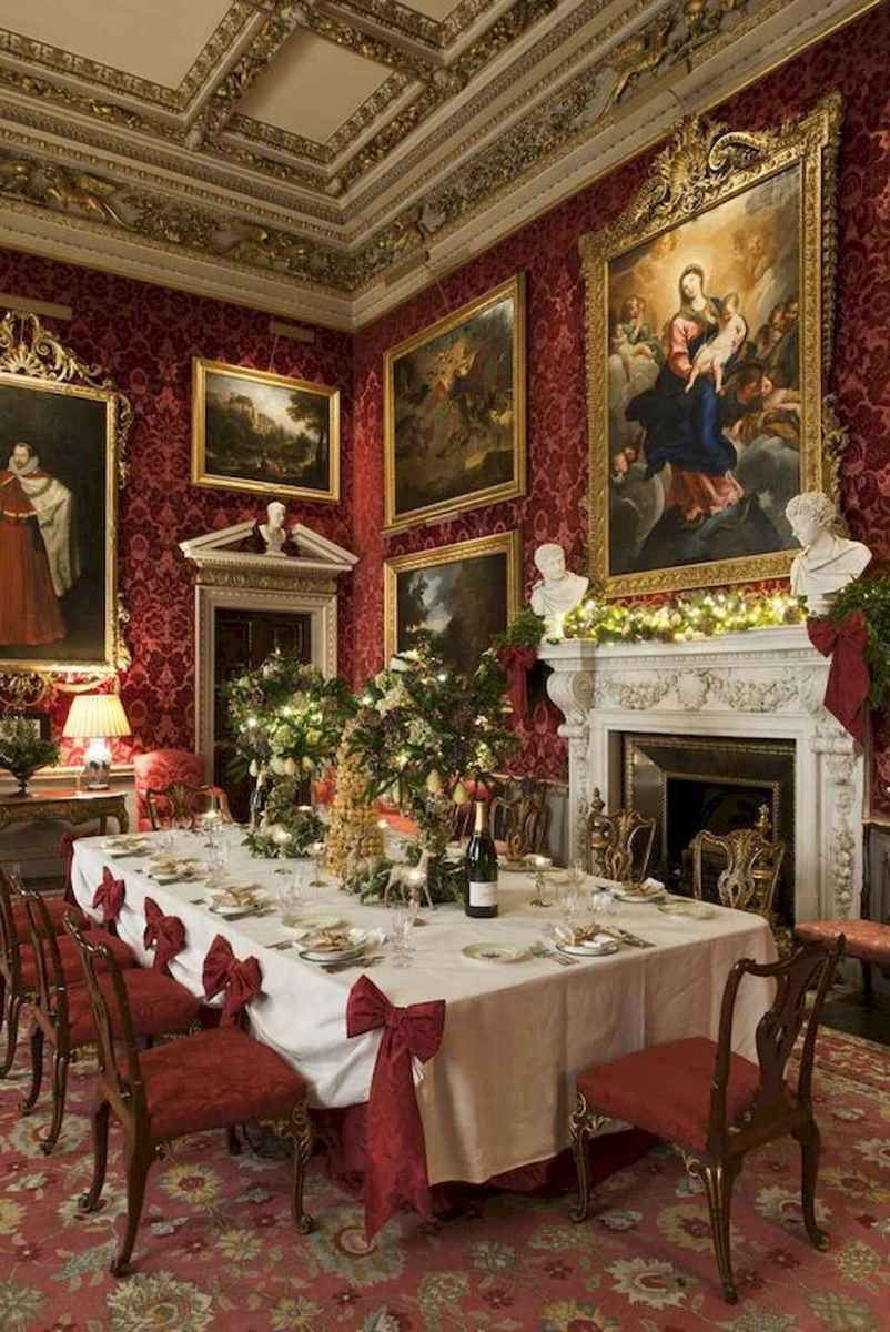 32 best christmas dining room decorating ideas