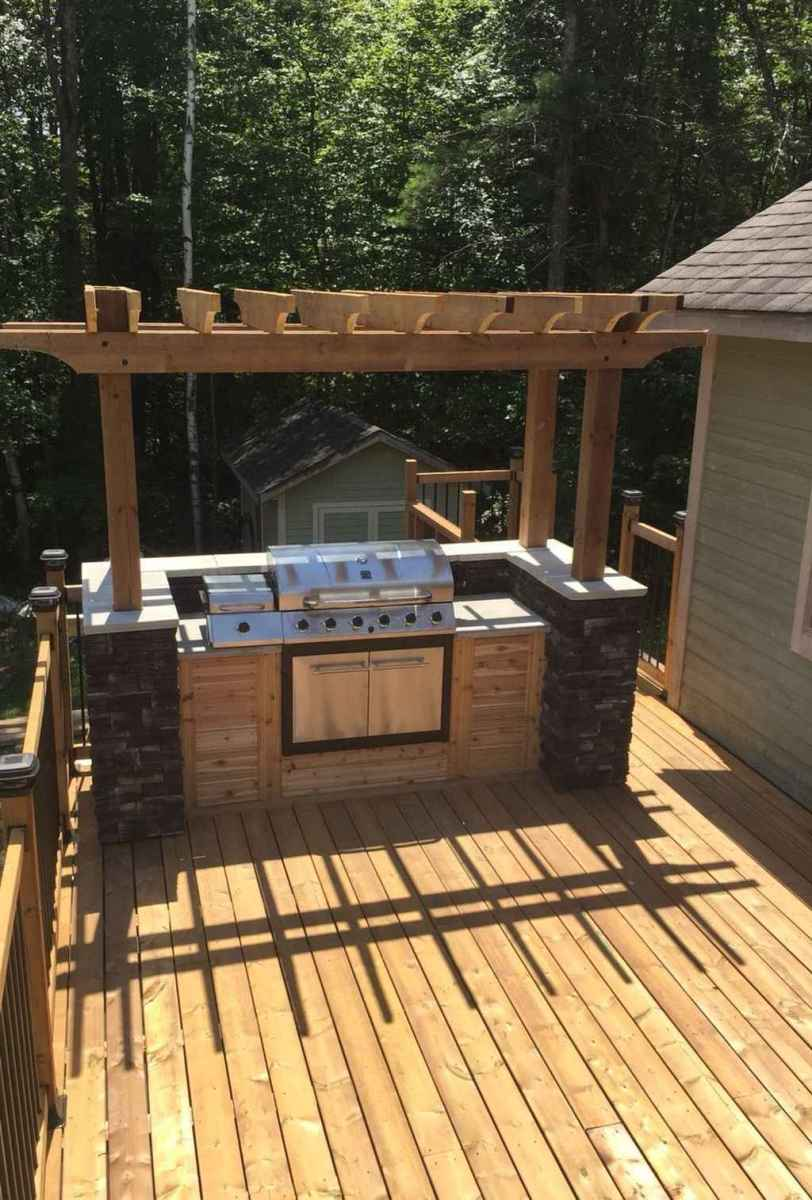 07 best outdoor kitchen and grill for summer backyard ideas
