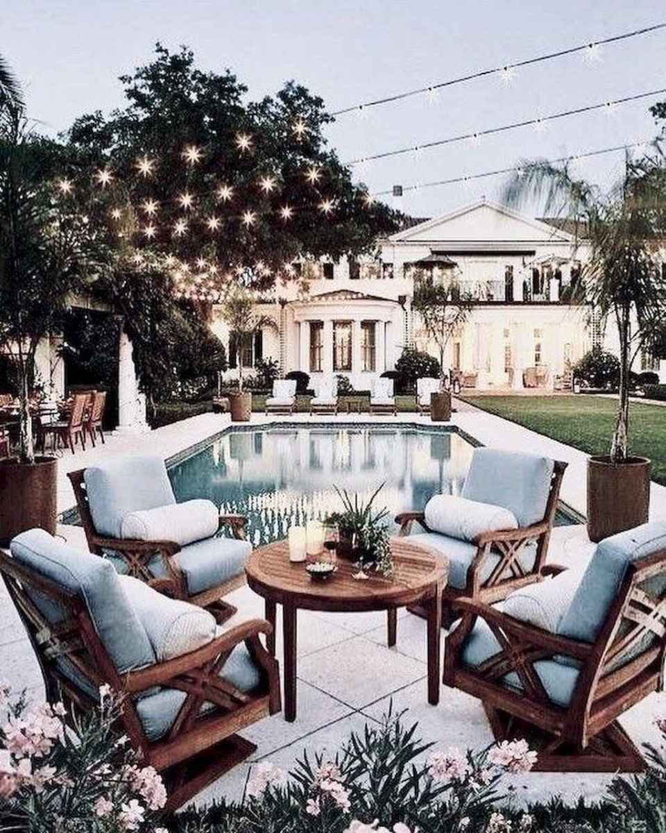 08 relaxing summer backyard patio outdoor seating ideas