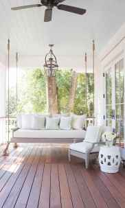 11 hang relaxing front porch swing decor ideas