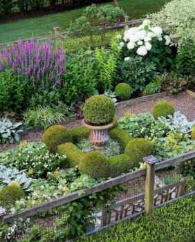 19 beautiful front yard cottage garden landscaping ideas