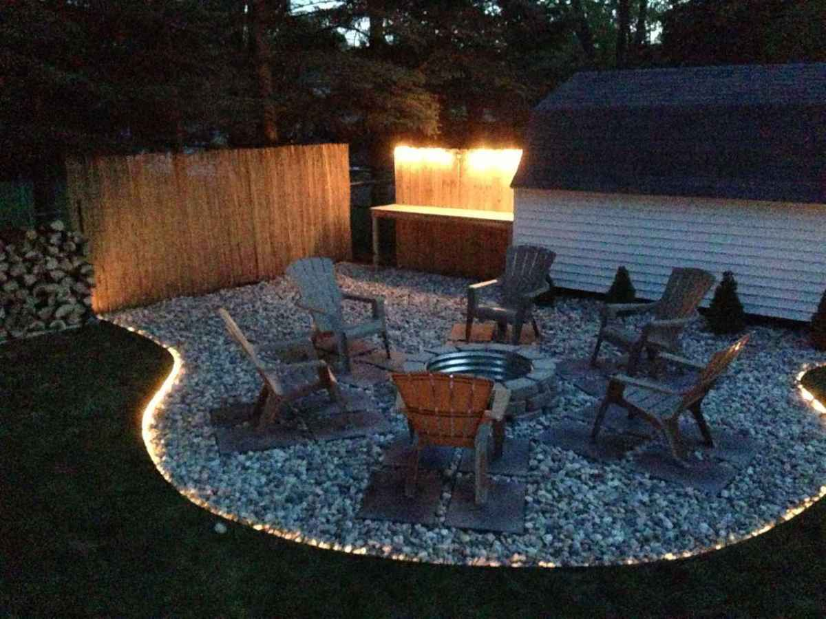 23 awesome outdoor fire pit seating design ideas for backyard