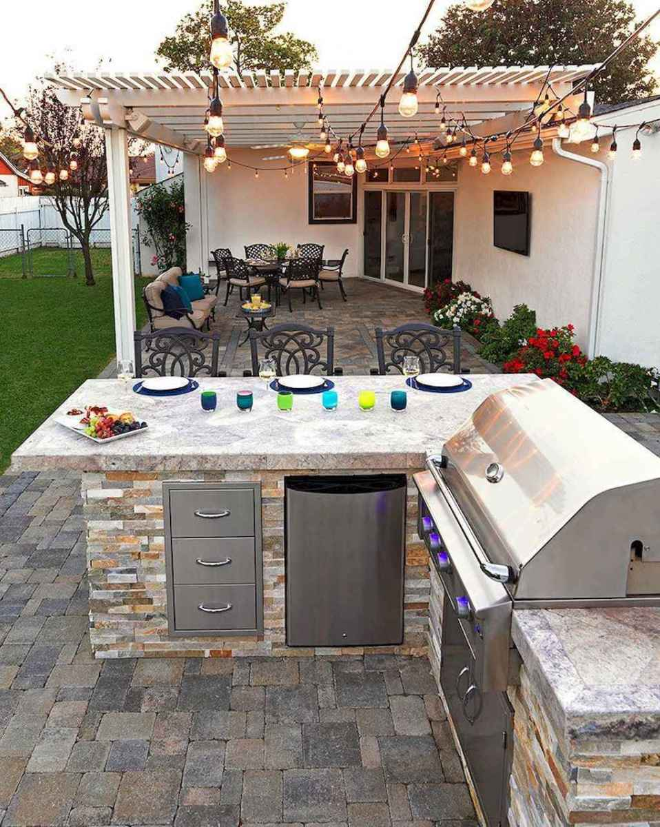 23 incredible outdoor kitchen design ideas for summer