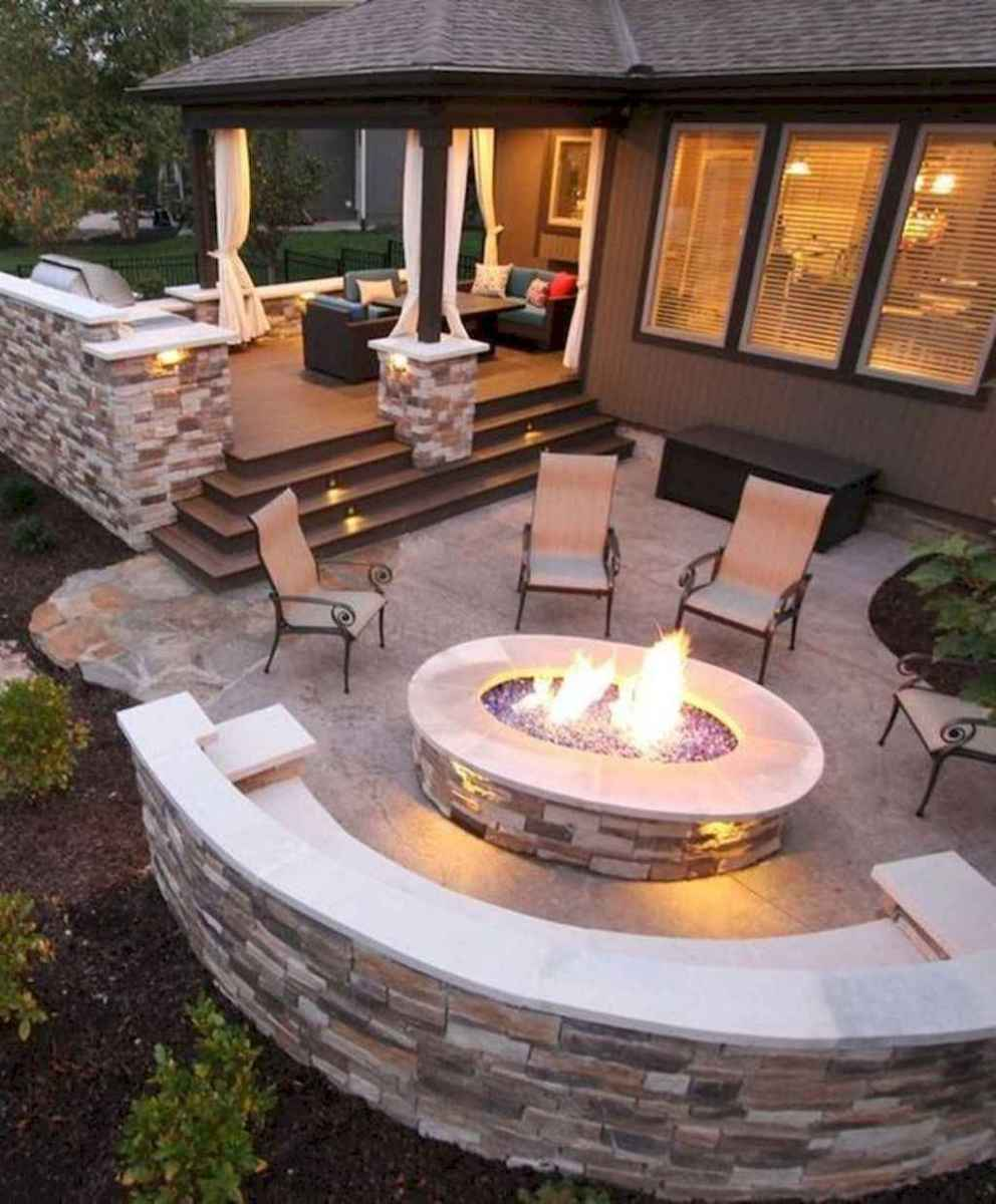 26 relaxing summer backyard patio outdoor seating ideas