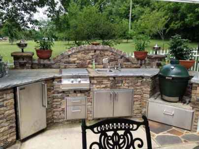 28 best outdoor kitchen and grill for summer backyard ideas