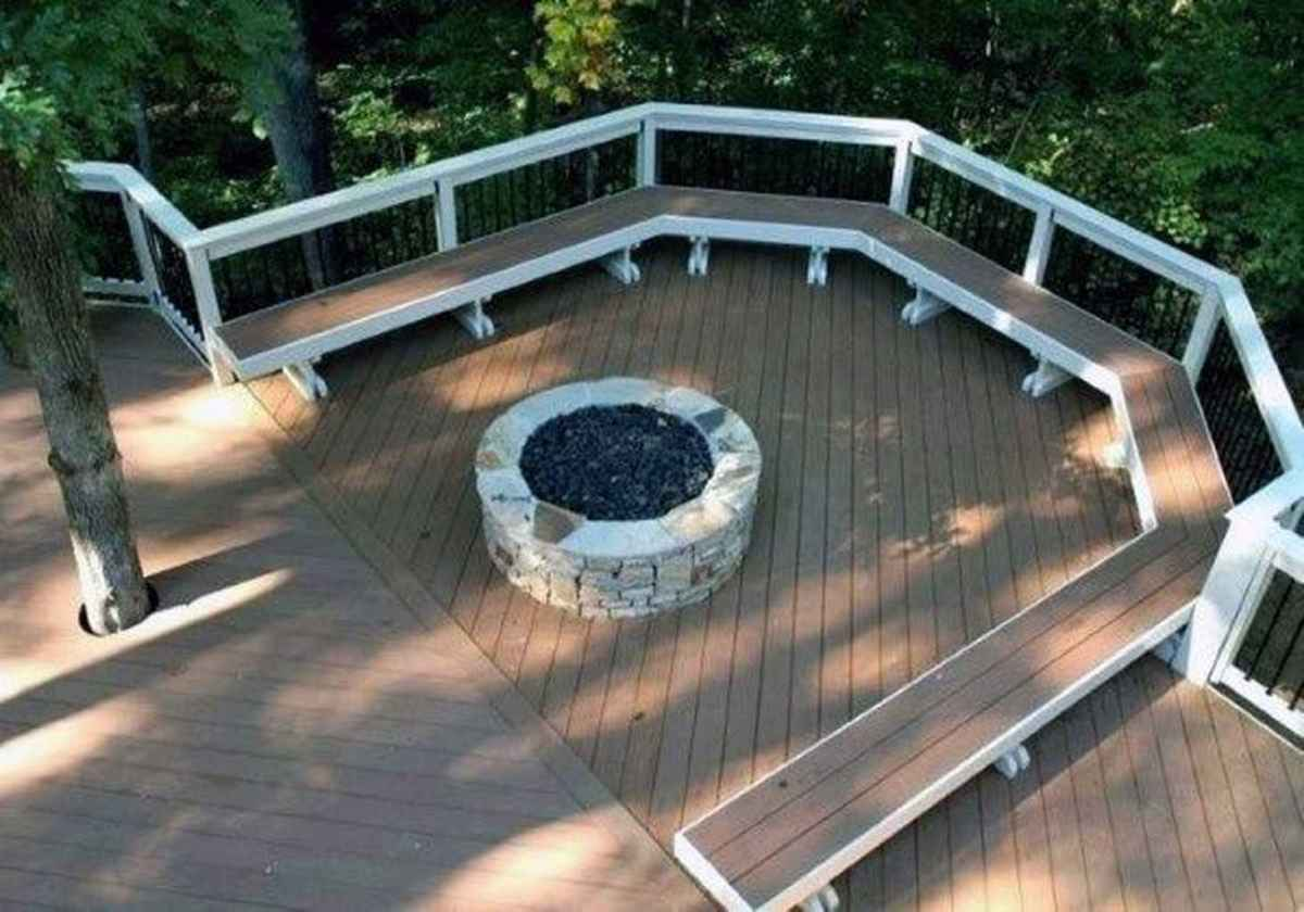 30 awesome outdoor fire pit seating design ideas for backyard