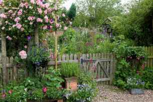 32 stunning small cottage garden ideas for backyard landscaping