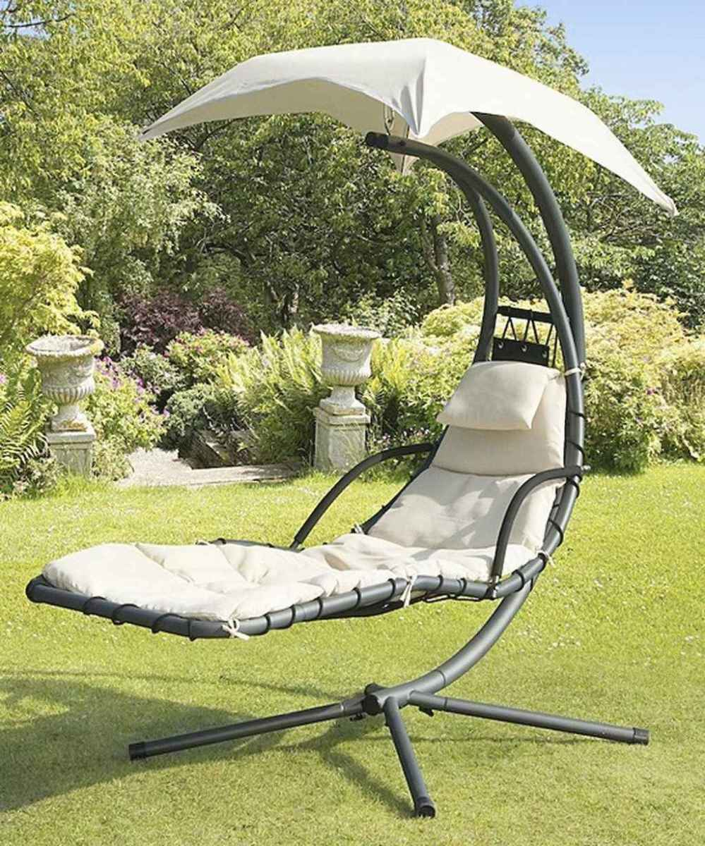 33 amazing backyard ideas with garden swing seats for summer