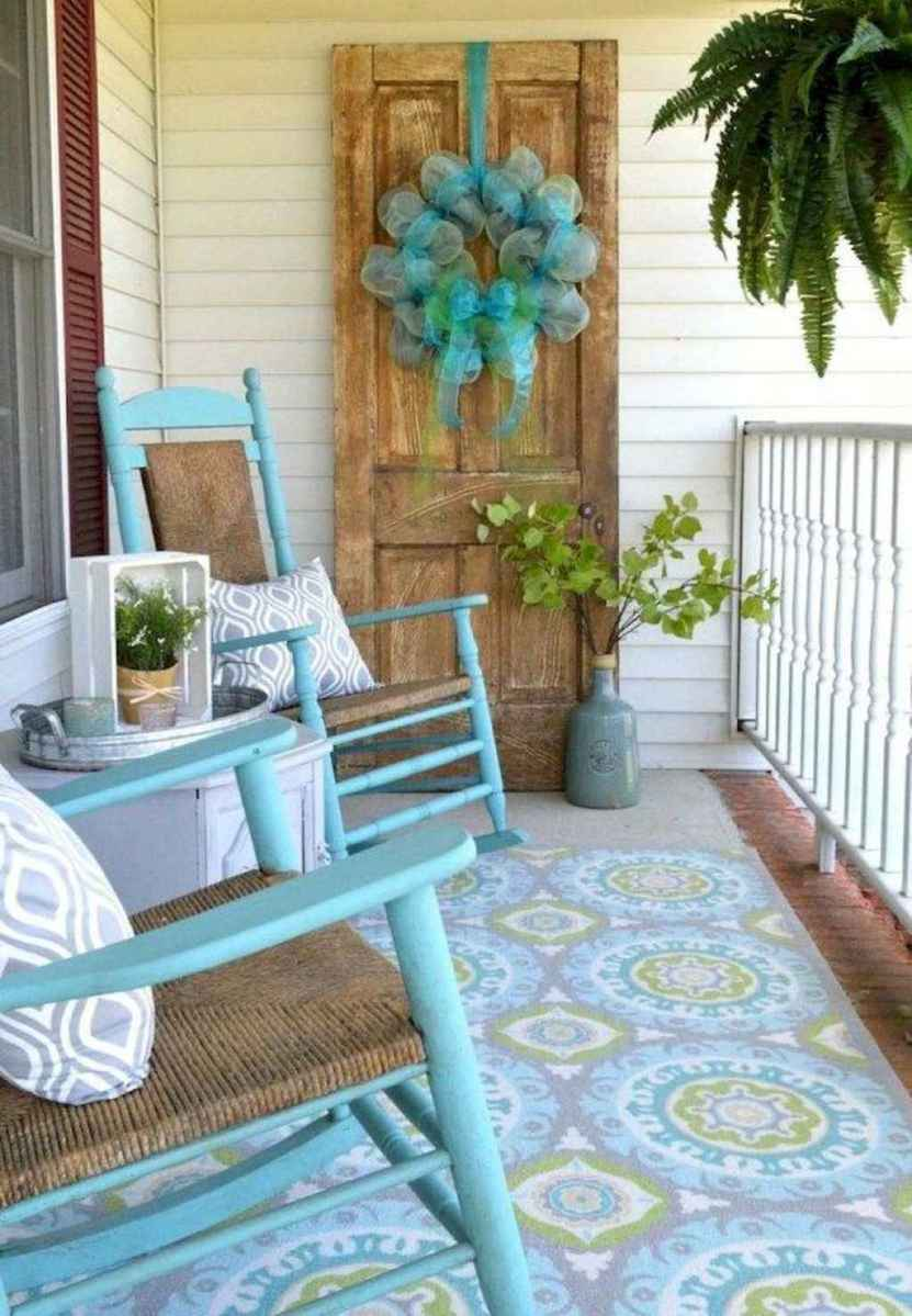 34 awesome summer front porch decorating ideas for farmhouse style