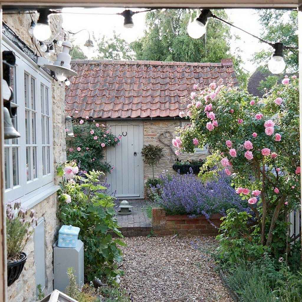 38 stunning small cottage garden ideas for backyard landscaping