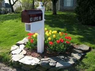39 beautiful curb appeal spring garden ideas