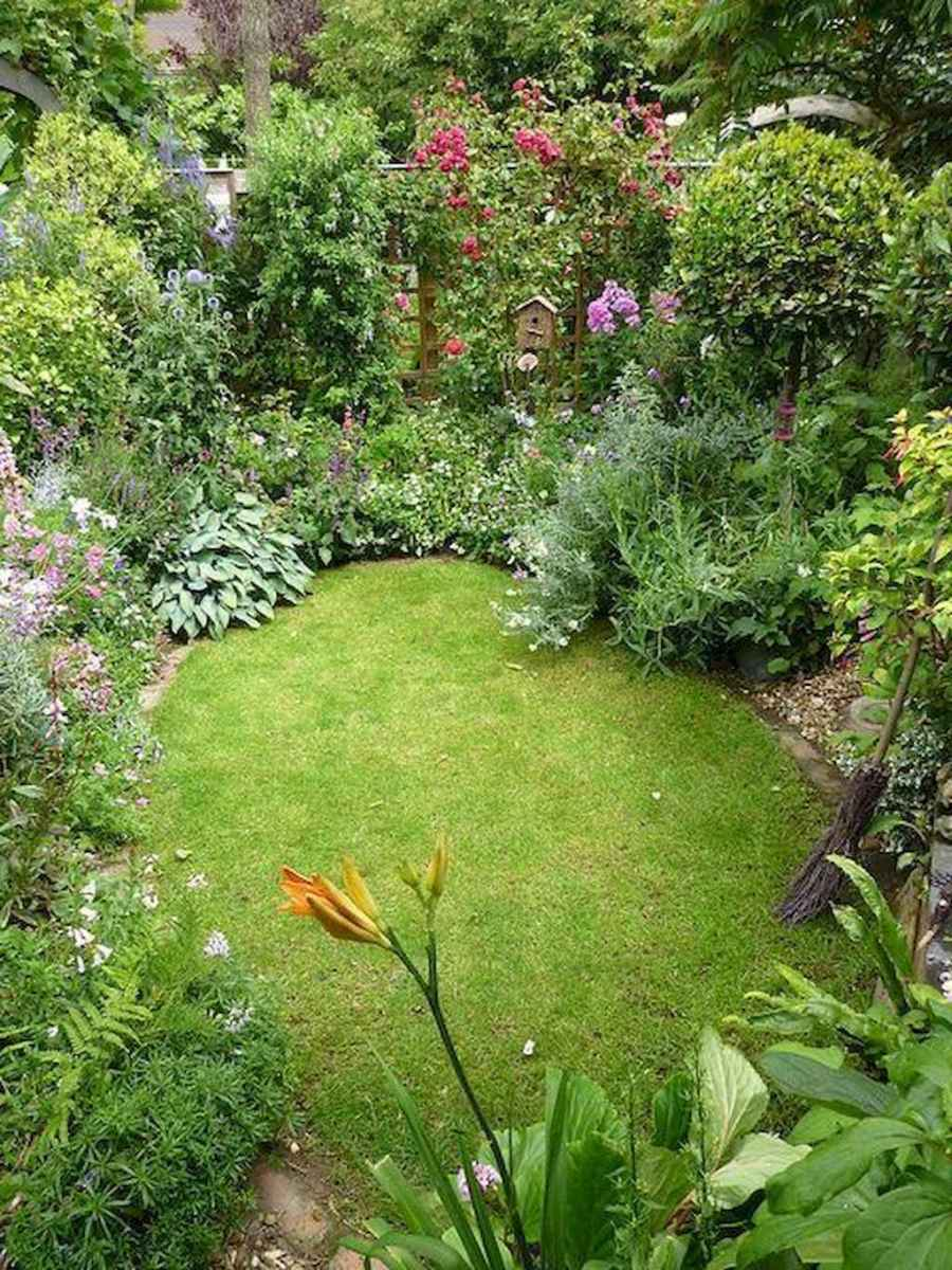 41 stunning small cottage garden ideas for backyard landscaping