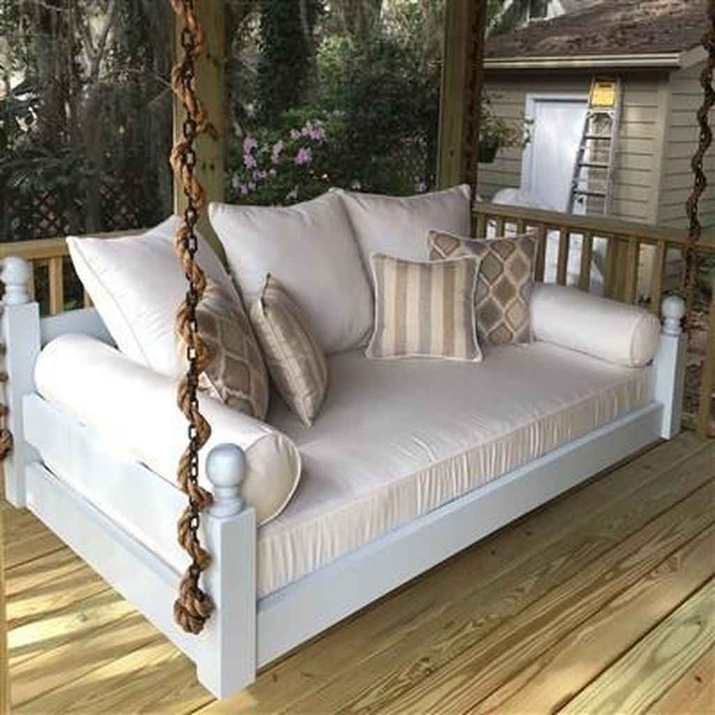 45 hang relaxing front porch swing decor ideas