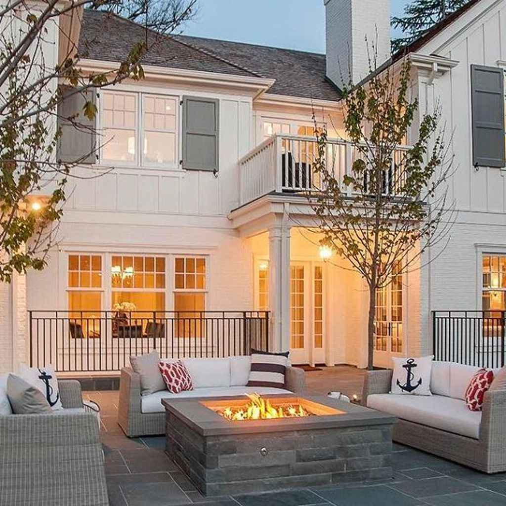 47 awesome outdoor fire pit seating design ideas for backyard