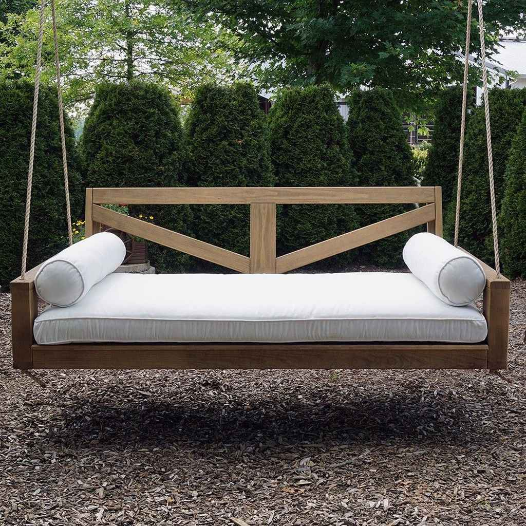 55 hang relaxing front porch swing decor ideas