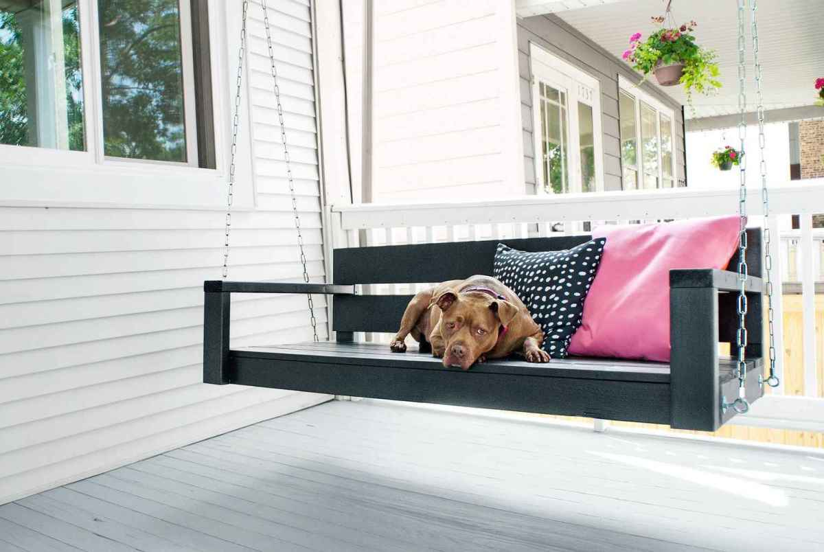 62 hang relaxing front porch swing decor ideas