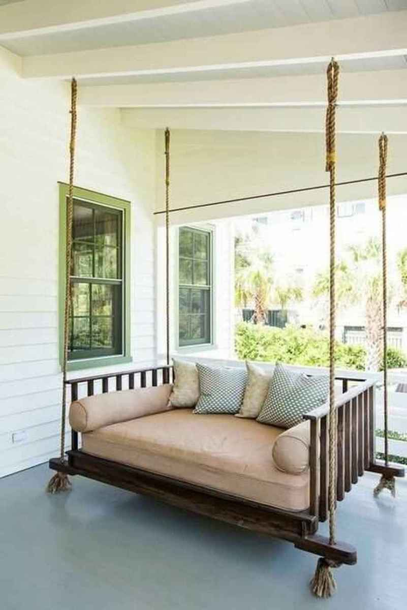 65 hang relaxing front porch swing decor ideas