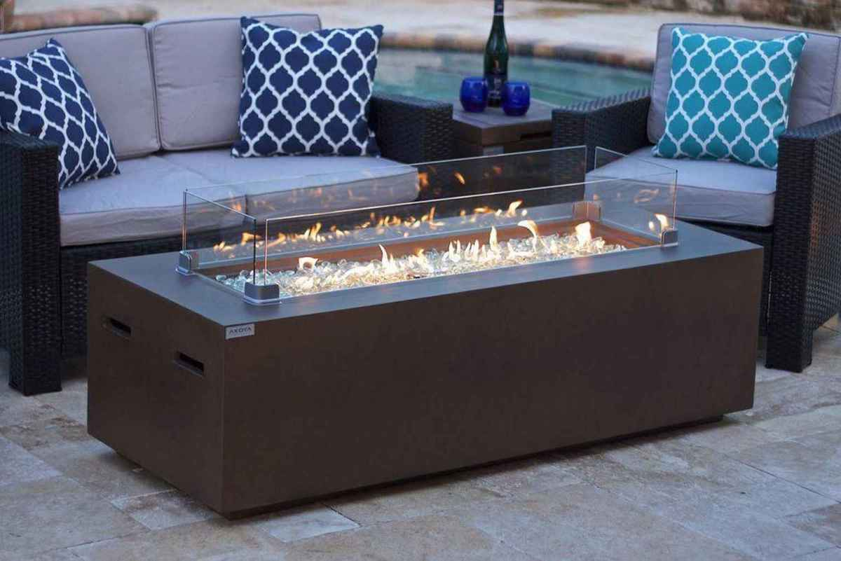 66 awesome outdoor fire pit seating design ideas for backyard