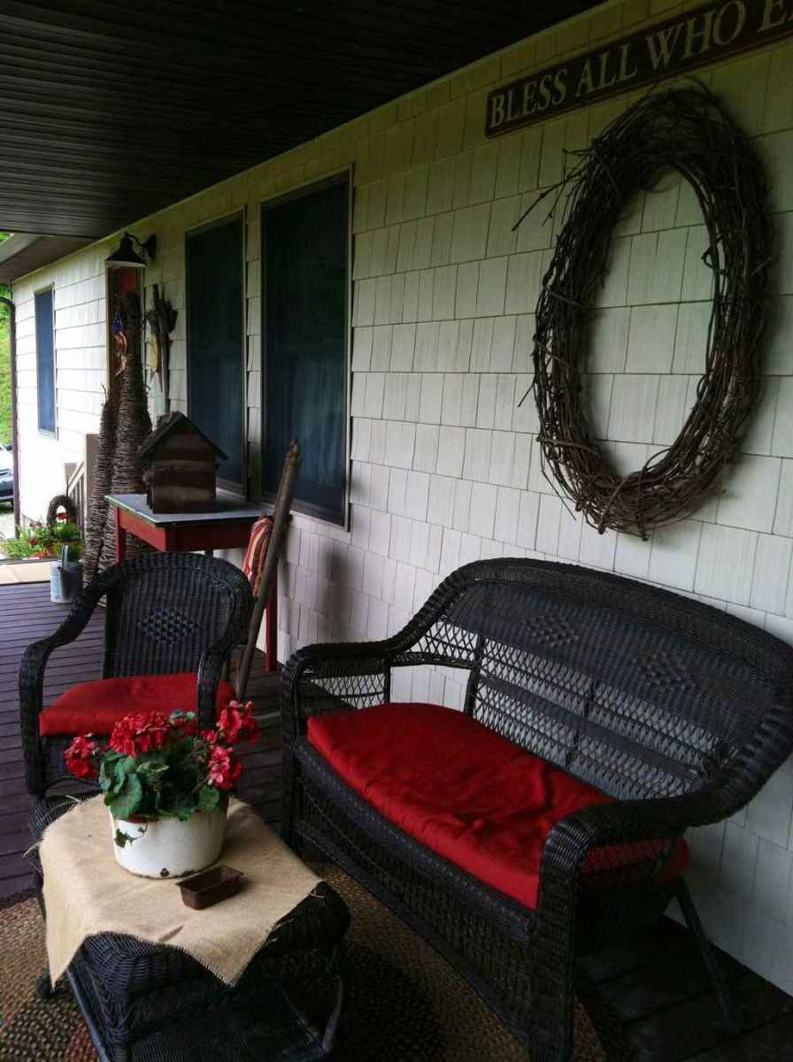 68 awesome summer front porch decorating ideas for farmhouse style