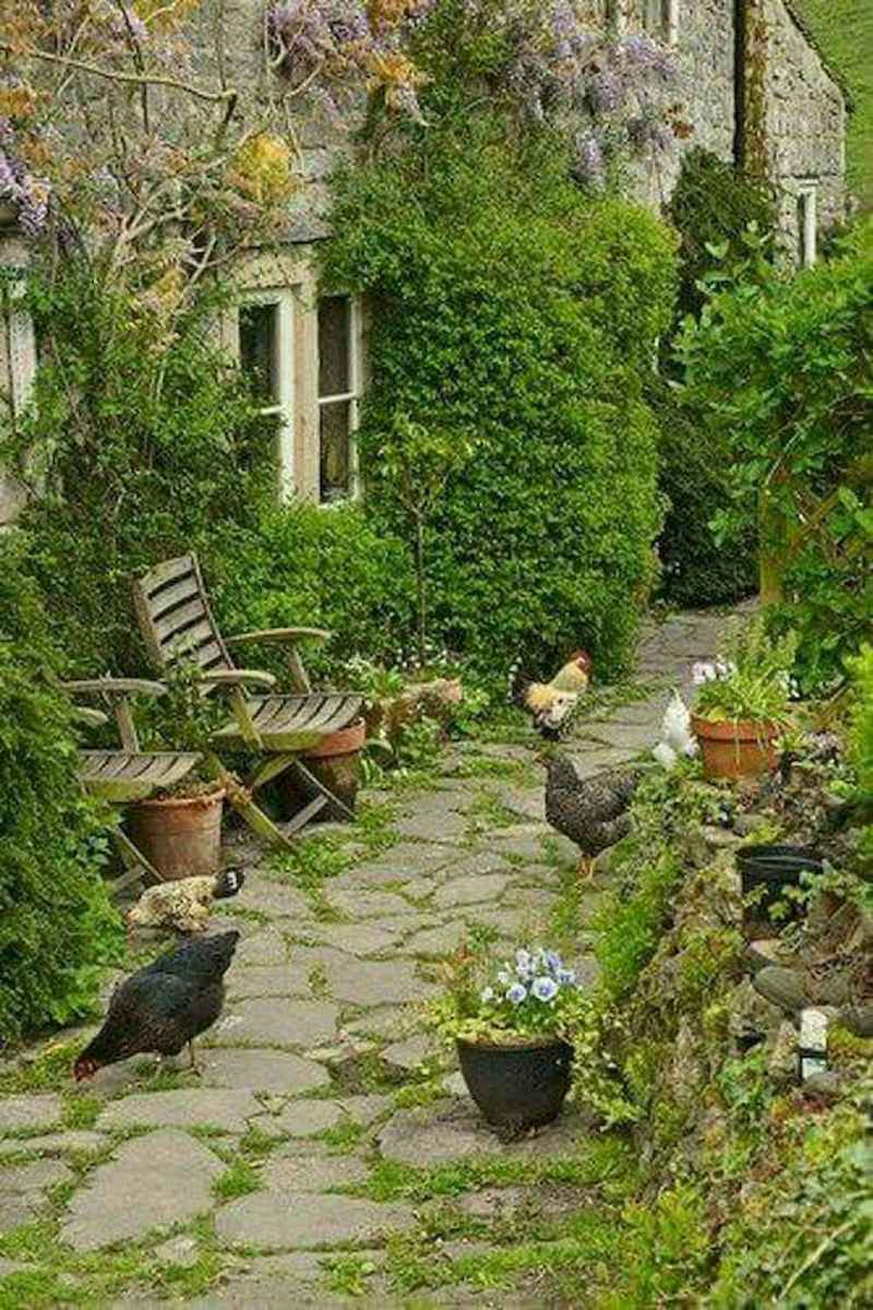 68 fantastic cottage garden ideas to create cozy private spot