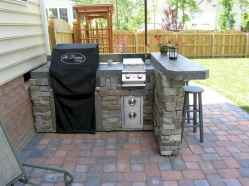 73 best outdoor kitchen and grill for summer backyard ideas