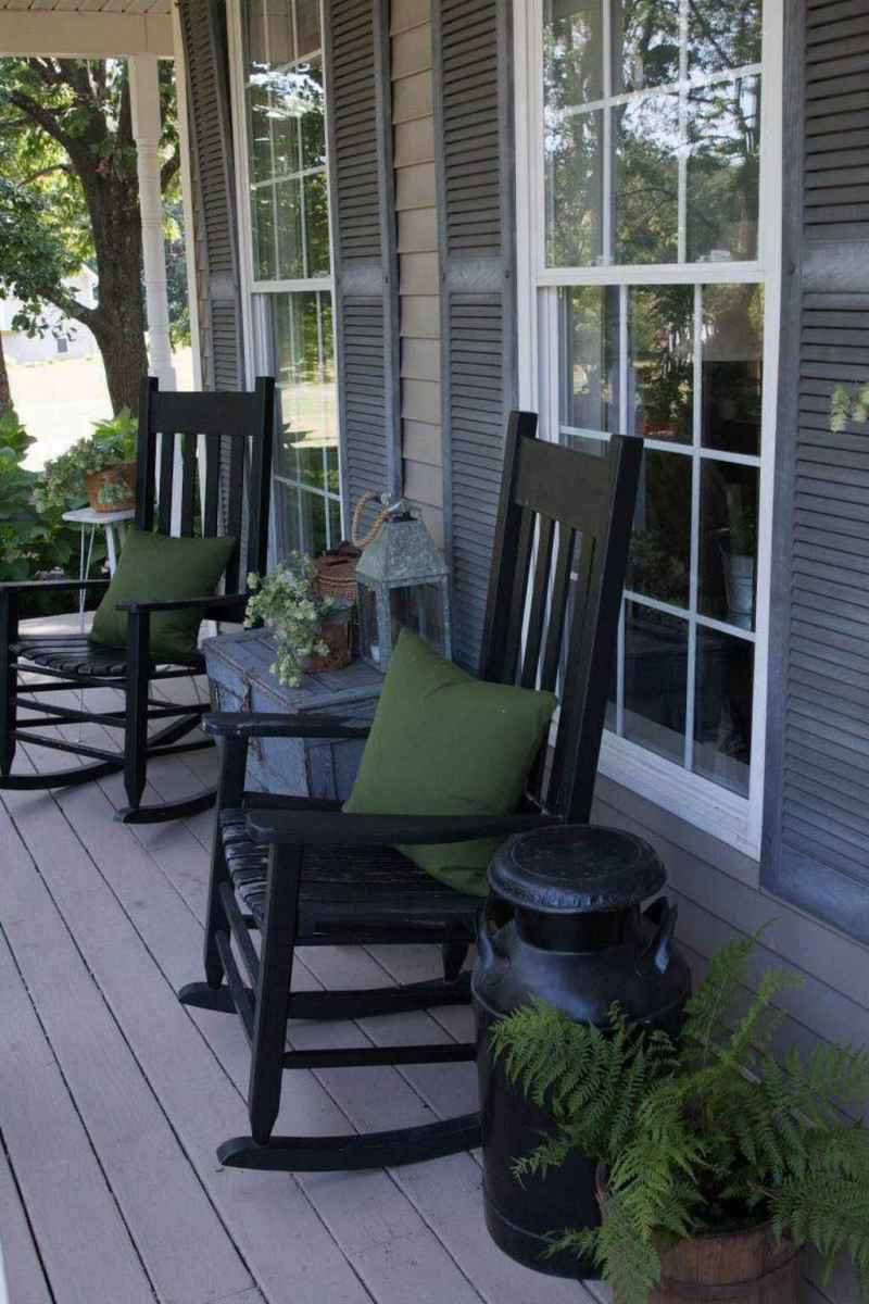 74 awesome summer front porch decorating ideas for farmhouse style