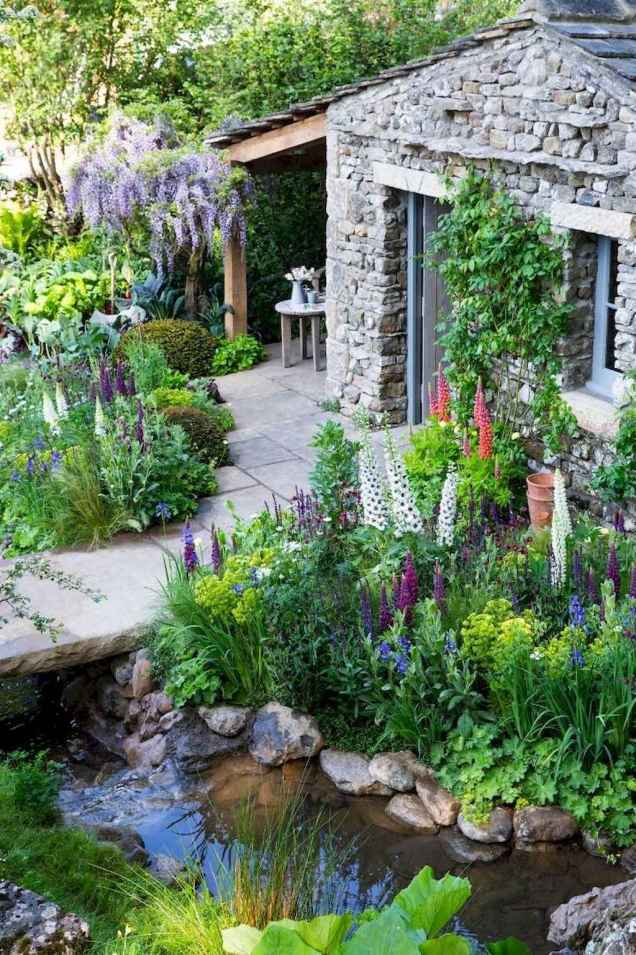 80 beautiful front yard cottage garden landscaping ideas