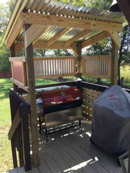 90 best outdoor kitchen and grill for summer backyard ideas