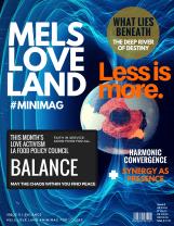 1-Mels Love Land Issue 6 | Balance-Melanie Lutz