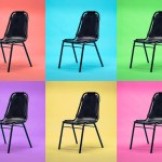 Les Arcs Chairs Upcycled and restored by RhubarbChairs