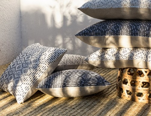 Mexican textiles from sustainable brand ANIZA