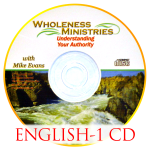 Understanding Your Authority – English – CD